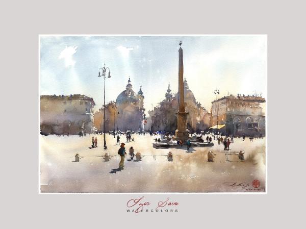 Popolo square