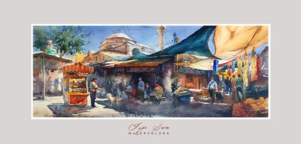 Gran Bazar, Izmir
