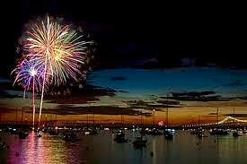 Burlington Fireworks