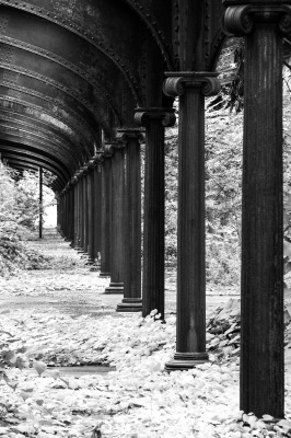 """RAILWAY STATION"" - Jerry Kloeh"