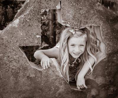 """TEXAS GIRL"" - Mary Hulett"