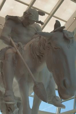 """RIDER & HORSE"" Michael Smeltzer"