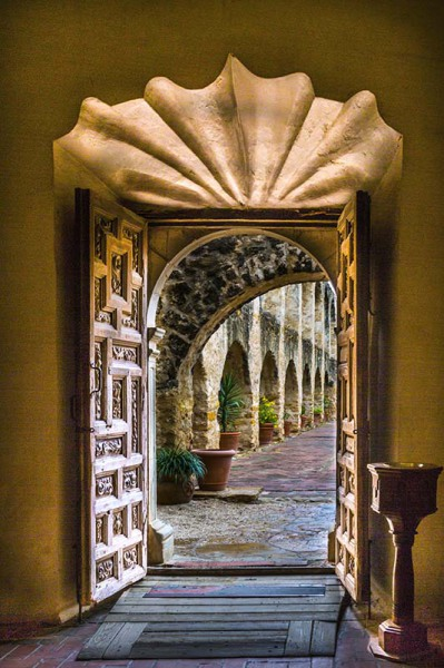 MISSION DOOR - Dennis Deeny