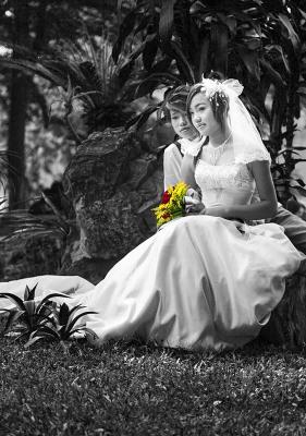 WEDDING BOUQUET - DENNIS DEENY