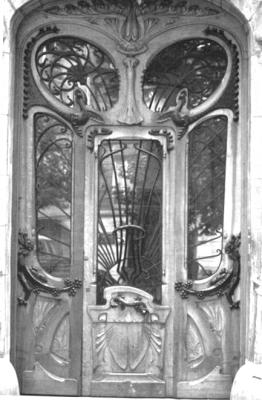 PARIS DOOR - DARRYL PATRICK