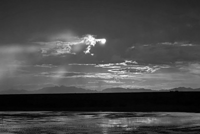 NEW MEXICO CLOUDS - JENNY DOWNING