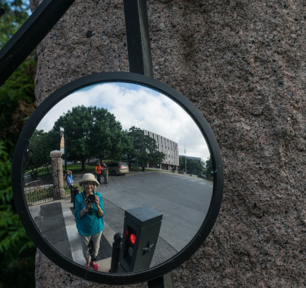 REFLECTIONS OF PHOTOGRAPHERS - Sandy Gilbert