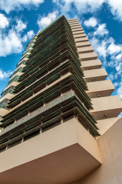 Frank Lloyd Wright's Price Tower