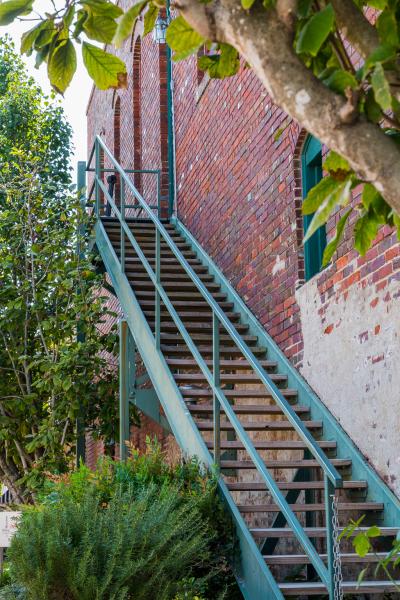 Assignment - Green Staircase - Jorgen Hog
