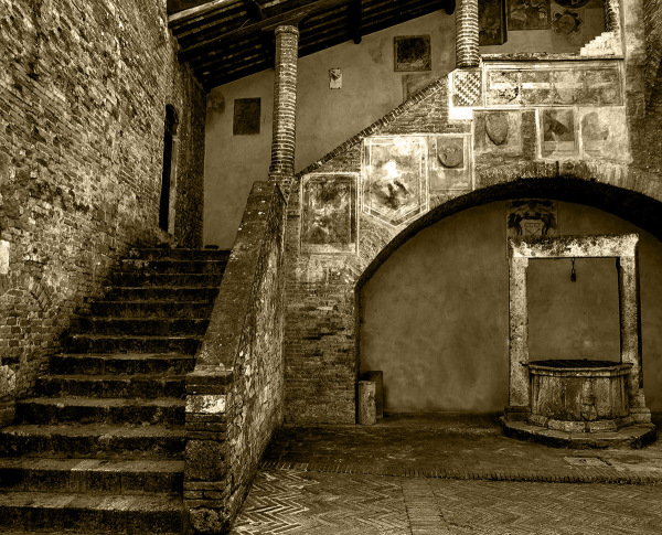 Assignment - Medieval Stairs - Dennis Deeny