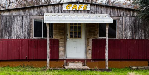 Assignment - Cafe - Jorgen Hog