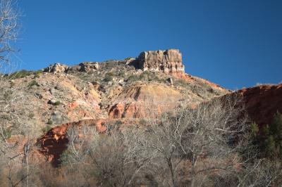 Color - Palo Duro Canyon -Mike Smeltzer