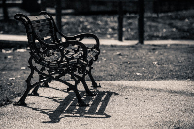 B&W - A Seat For All - Allen Skiles