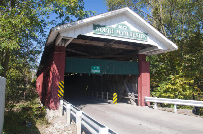 Color - Covered Bridge - MikeSmeltzer