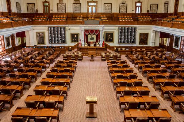 Assignment -  Texas Legislature -Jerry Kloehr