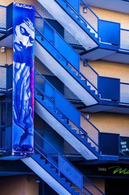Color - Urban Stairway - Dennis Deeny