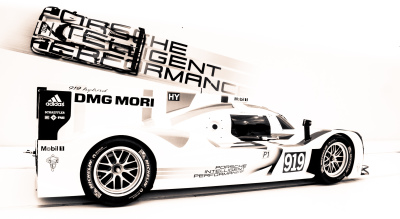 B&W - Porsche - David Goodge