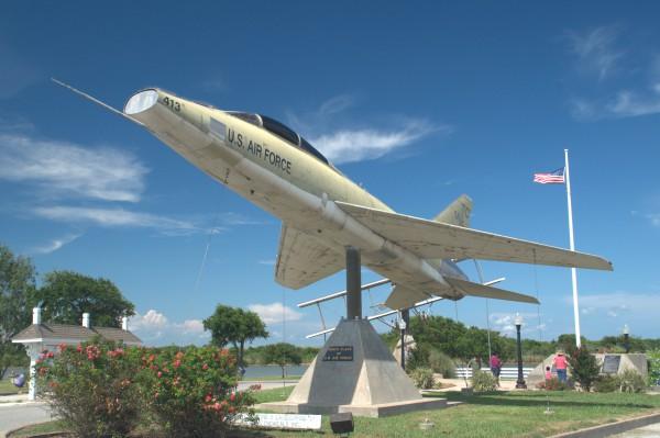 Assignment - Texas City USAF Birthplace - Smeltzer