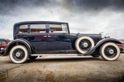 """1931 Lincoln"" Ralph Nordenhold"