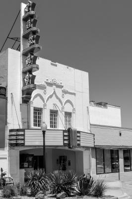 """""""Texas Theatre"""" Jerry Kloehr"""