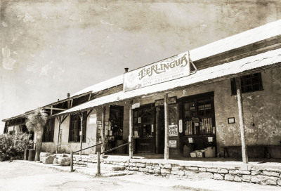 """Terlingua"" Sandy Gilbert"