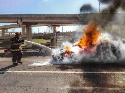 """""""Rush Hour Blaze"""" Colby Kloehr"""