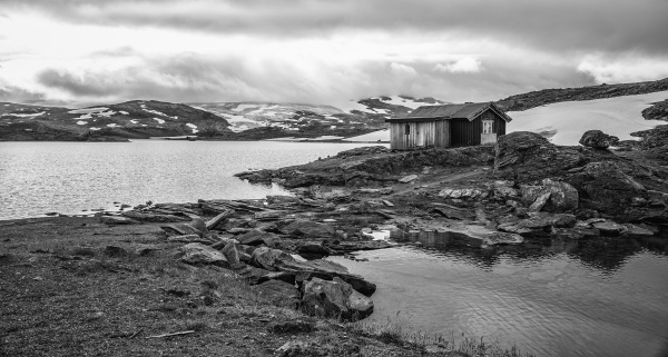 Sognefjeldet - Jorgen Hog