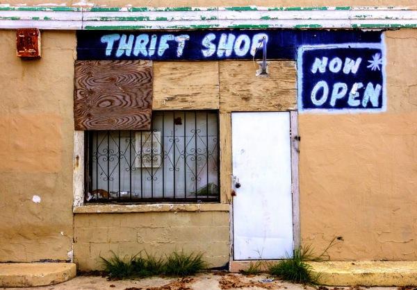 Thrift Shop Closed - Dennis Deeny