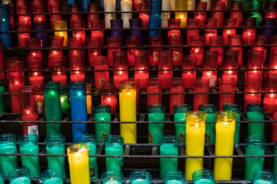 Light a Candle - Sandy Gilbert