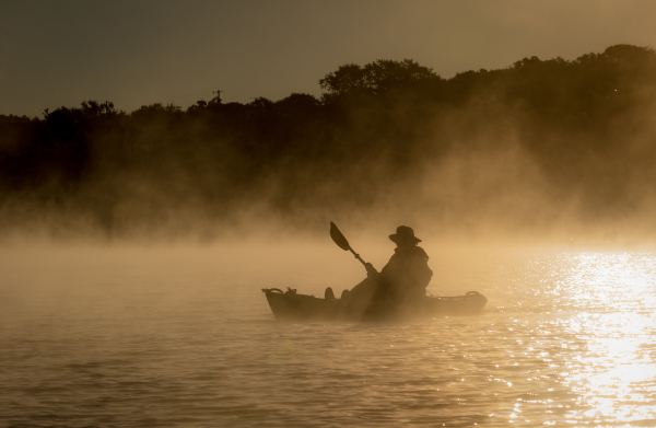 """""""Kayak"""" - Jorgen Hog"""