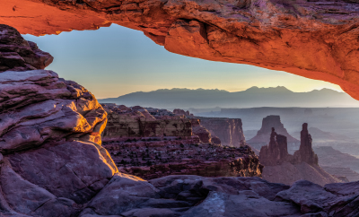 """""""Mesa Arch"""" - Jorgen Hog"""