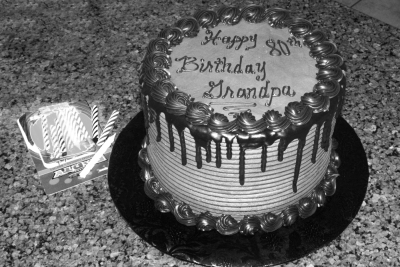 """Birthday"" - Darryl Patrick"