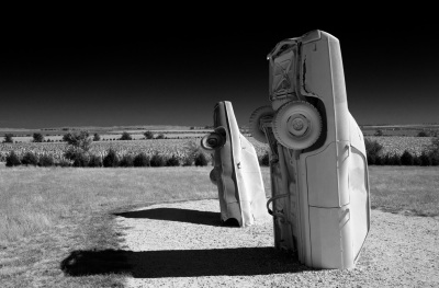 """Carhenge"" - David Goodge"