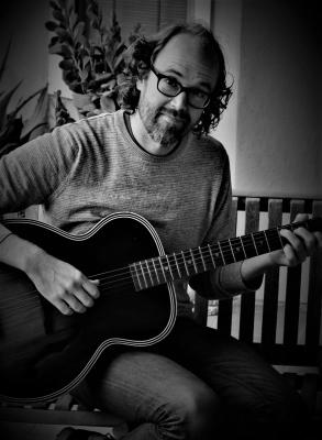 """""""Guitarist"""" - Bruce Williams"""