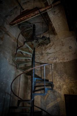 """Spiral Staircase"" - Ralph Nordnehold"