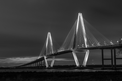 """Charleston Bridge"" - Andrea Garza"