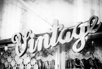"""Vintage"" - Sandy Gilbert"
