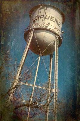 """Old Gruene Tower"" - Ralph Nordenhold"