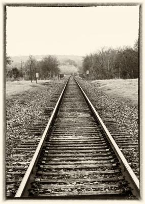 """Heading 'Round the Bend"" - Sandy Gilbert"