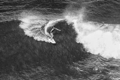 """Wave Rider"" - Andrea Garza"