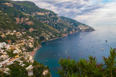 """""""View of Positano Italy"""" - Andrea Garza"""