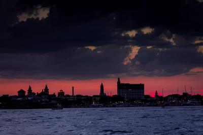 """""""St Augustine Sunset"""" - Homer Gilbert"""