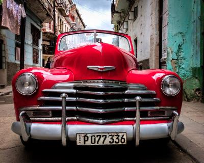 """Havana Street"" - Dennis Deeny"