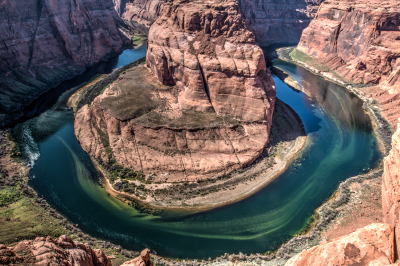 """Horseshoe Bend"" - Jerry Kloehr"