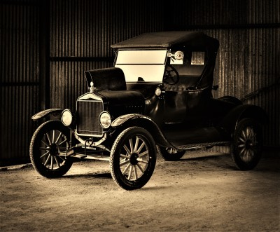 """""""Ford Roadster"""" - Bruce Williams"""