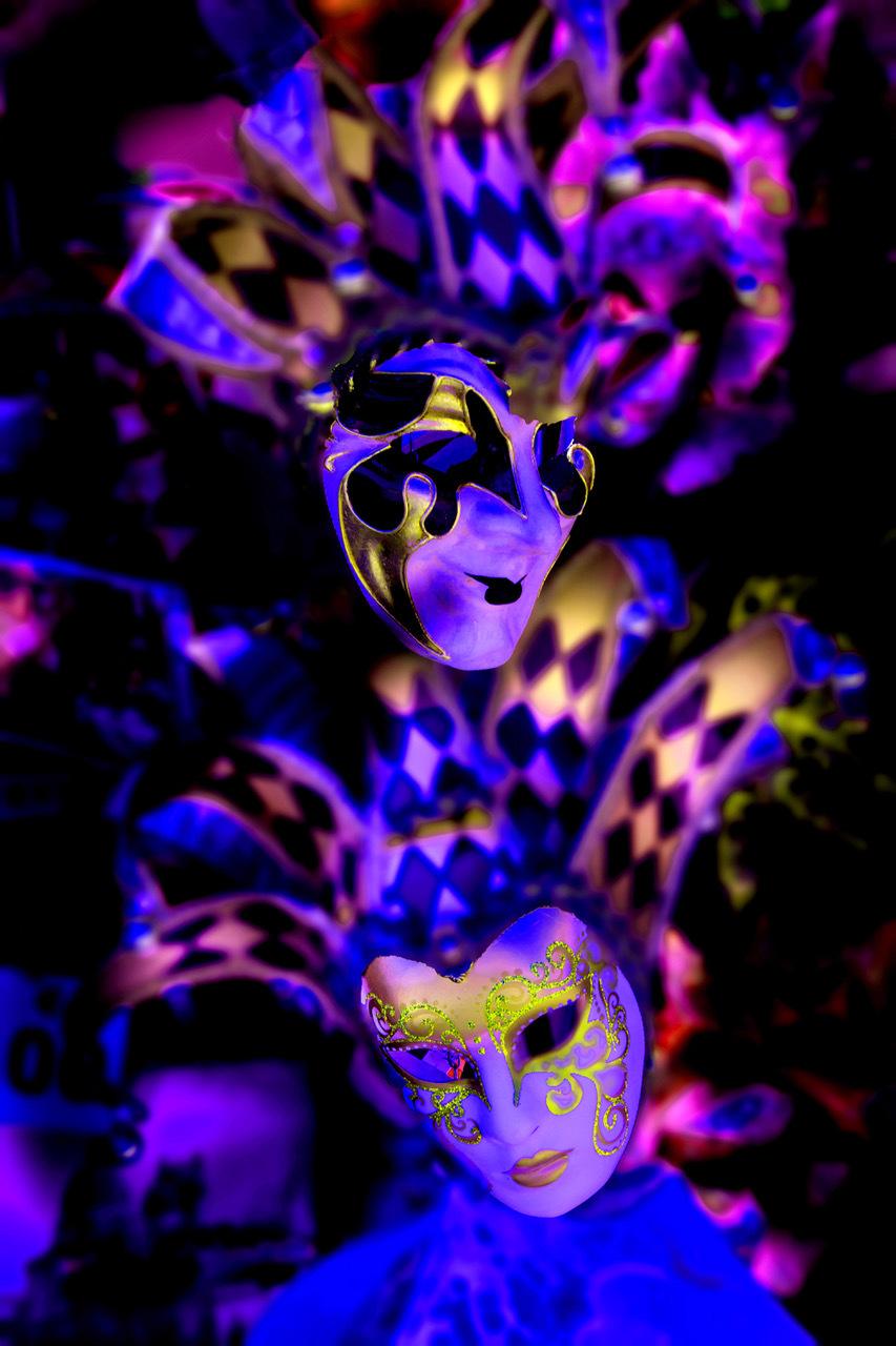 """Masks"" - Dennis Deeny"