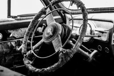 """My First Car"" - Ralph Nordenhold"