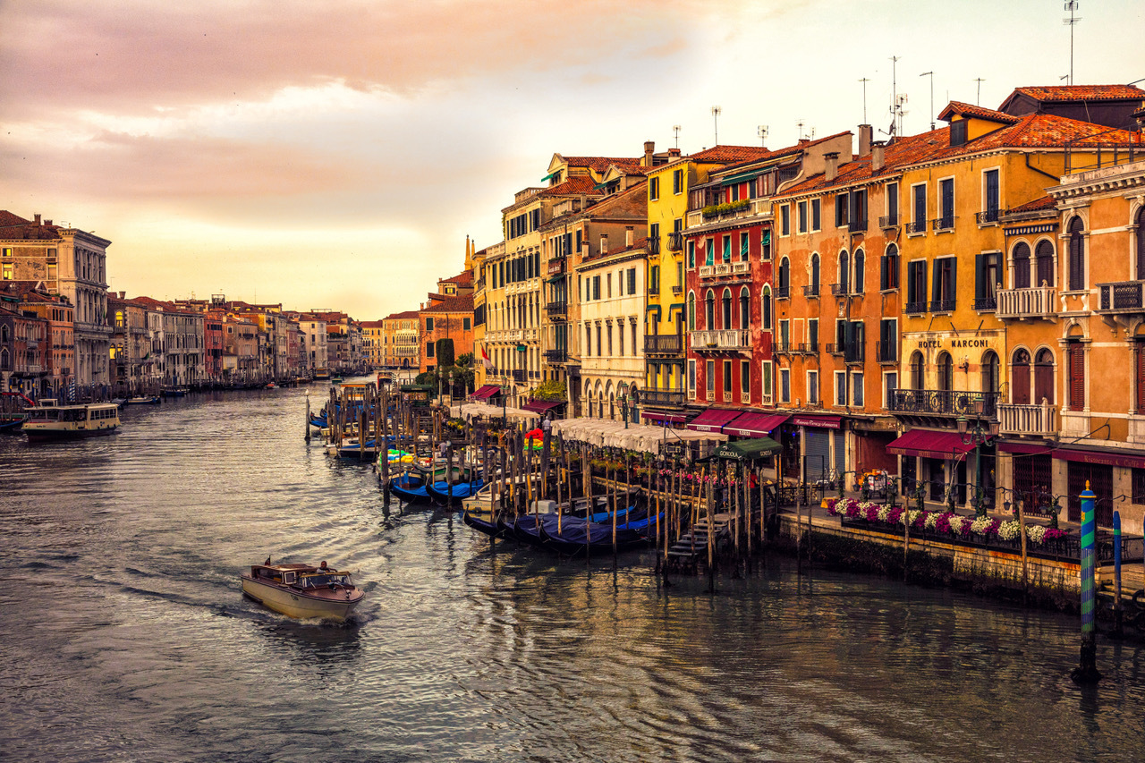 """The Grand Canal Venice"" - Dennis Deeny"