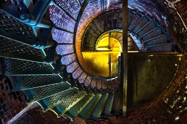 """Downward Spiral"" - Dennis Deeny"