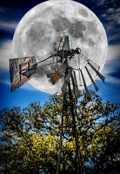 """Moon Tide"" - Ralph Nordenhold"